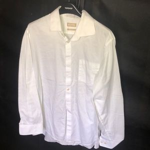 Michael Kors white button down